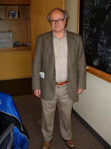 Gary W. Gibbons : Professor
